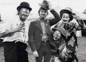 Clowns and Fool.